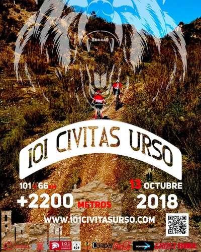 Bici MTB 101 Civitas Urso