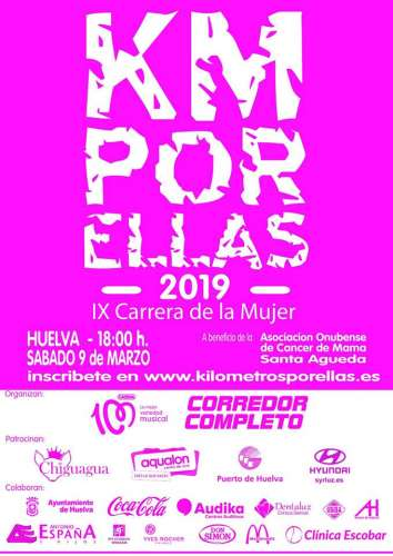 IX Carrera de la Mujer & Pink Running