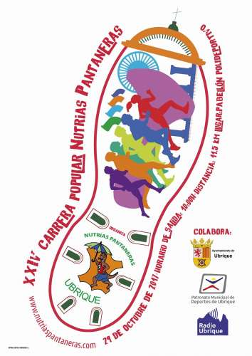 XXIV Carrera Popular Nutrias Pantaneras