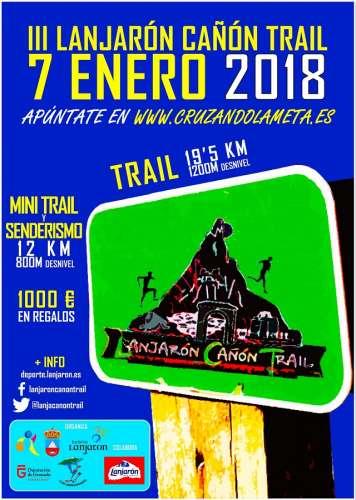III Lanjarón Cañón Trail
