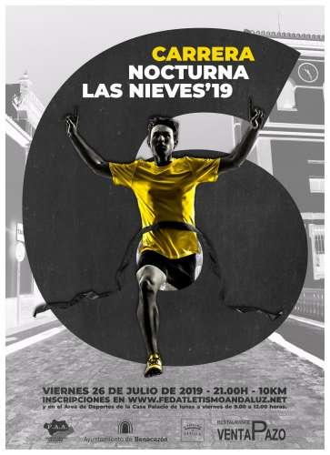 6º Carrera Nocturna Las Nieves