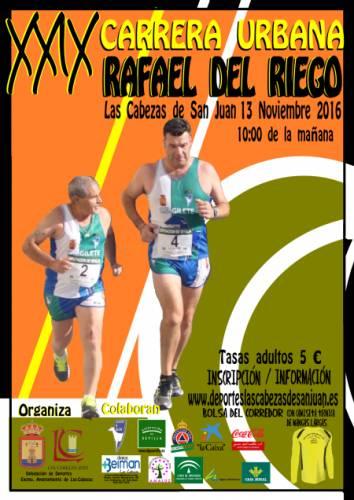 XXIX Carrera Urbana Rafael del Riego