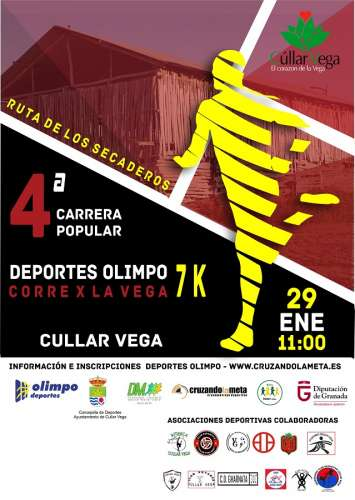 IV Carrera Popular Deportes Olimpo- Corre X la  Vega