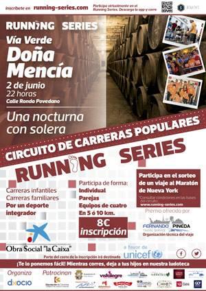 Running Series Doña Mencía