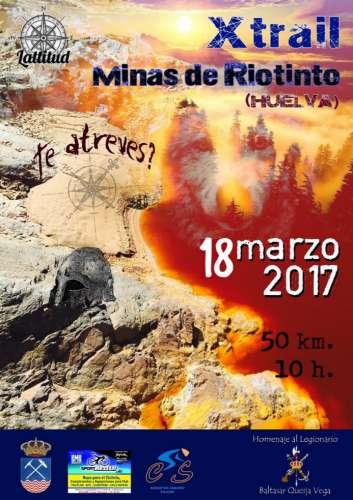 XTRAIL Minas de Riotinto