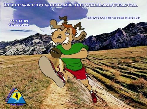II Trail Desafío Sierra de Villaluenga