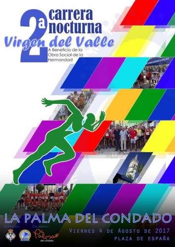 II Carrera Nocturna Virgen del Valle