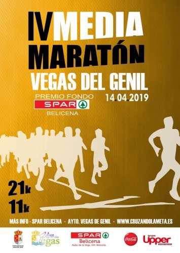 IV Medio Maratón Vegas del Genil