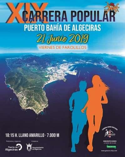 XIX Carrera Popular Puerto Bahía de Algeciras