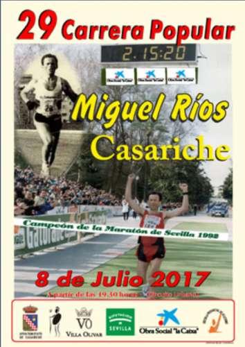 29º Carrera Popular Miguel Rios