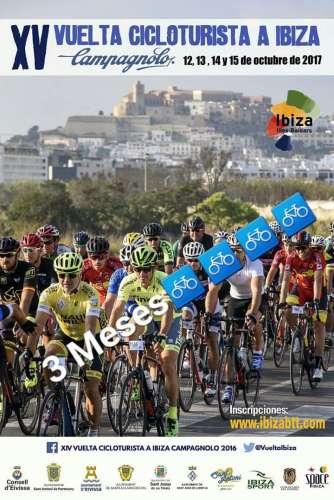 XV Vuelta Cicloturista a Ibiza Campagnolo