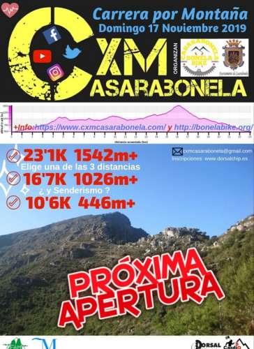 Carrera I CxM Casarabonela