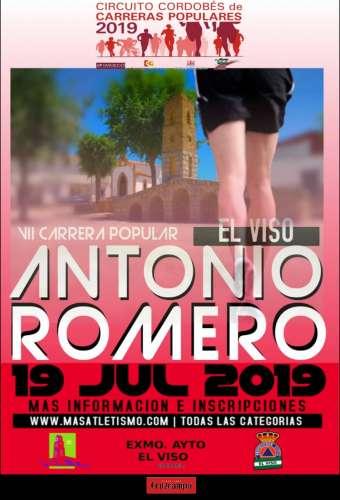 VII Carrera Popular Antonio Romero