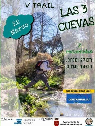V Trail Las 3 Cuevas