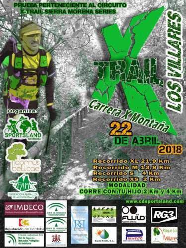 X Trail Los Villares