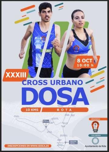 XXXIII Cross Urbano Peña Dosa