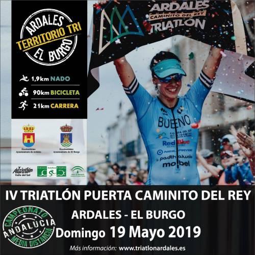 IV Triatlón Puerta Caminito Del Rey Ardales