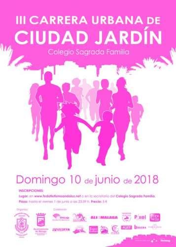 III C.P. Ciudad Jardín Colegio Sagrada Familia