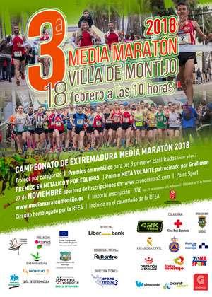 III Medio Maratón Villa de Montijo