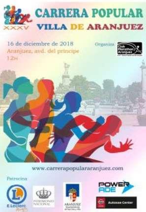 XXXV Carrera Popular Villa de Aranjuez