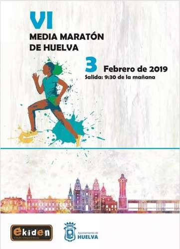 VI Media Maratón de Huelva