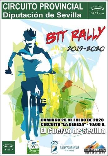 Rally BTT El Cuervo