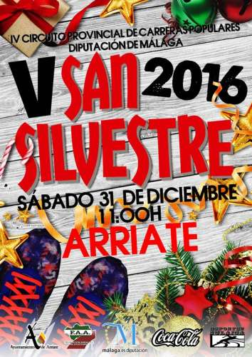 V San Silvestre Villa de Arriate