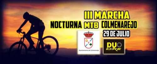 II Marcha Nocturna Mtb Colmenarejo