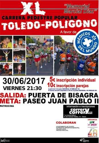 XL Carrera Pedestre Popular Toledo-Polígono