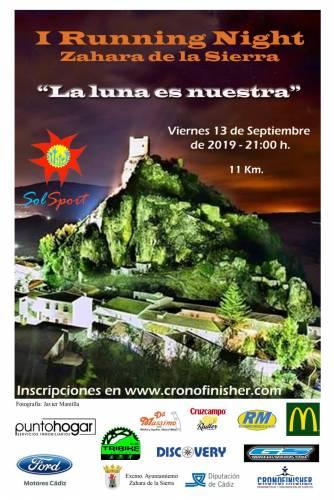 I Running Night Zahara de la Sierra