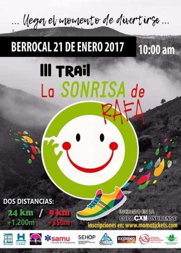 III Trail la Sonrisa de Rafa