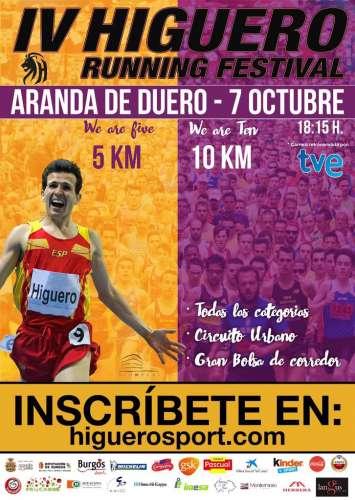 IV Higuero Running Festival