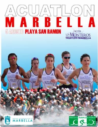 Acuatlón Ciudad De Marbella