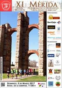 XI Media Maratón - Mérida Patrimonio de la Humanidad