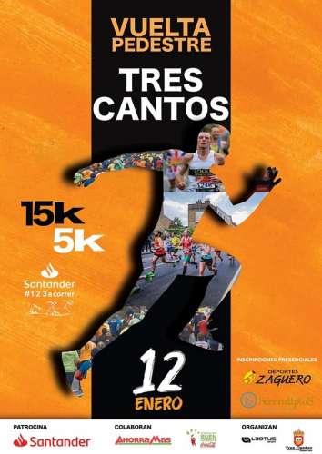 Vuelta Pedestre Tres Cantos
