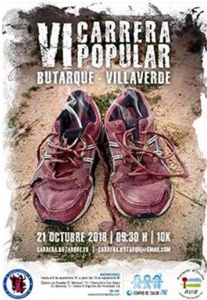 VI Carrera Popular de Butarque - Villaverde