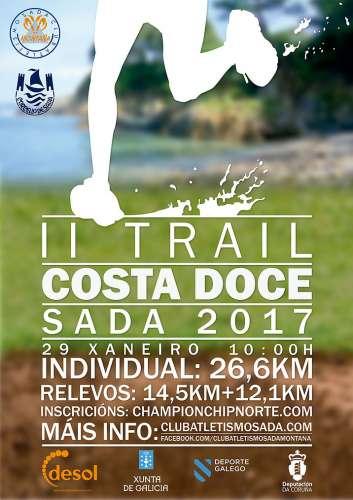 II Trail Costa  Doce