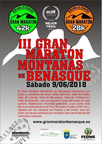 III Gran Maraton de Montañas de Benasque