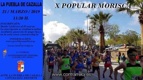 X Carrera Popular Morisca