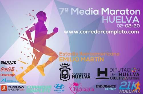 VII Media Maratón de Huelva