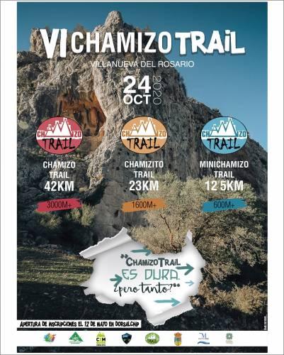 Carrera VI Chamizo Trail