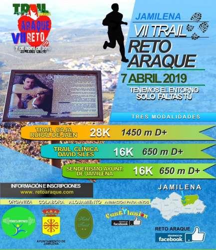 VII Trail Reto Araque