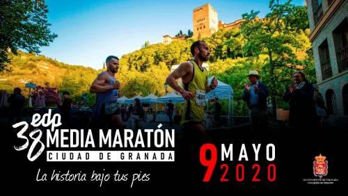 Carrera 38 Media Maratón Ciudad de Granada