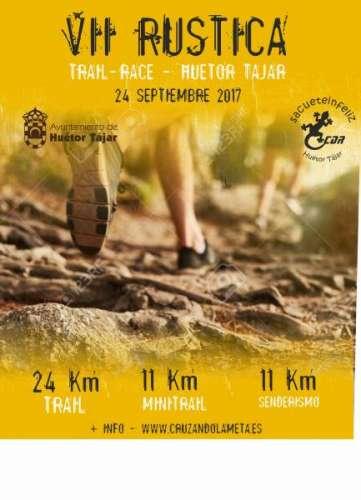 VII Rústica Trail Race