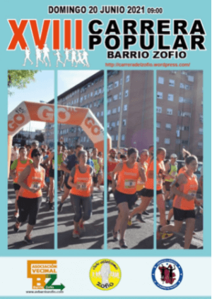 XVIII Carrera Popular Barrio Zofío