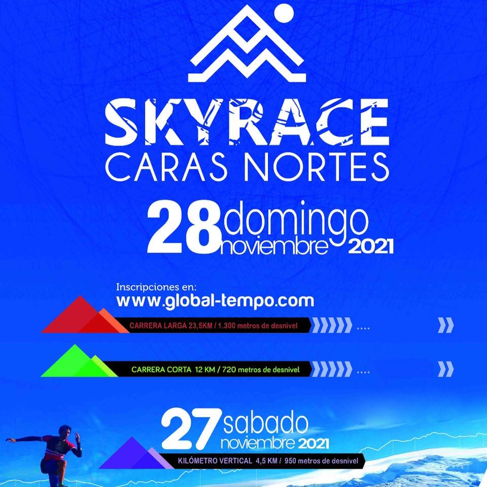 SkyRace Caras Nortes Güéjar Sierra