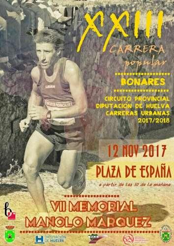 XXIII Carrera Popular Bonares