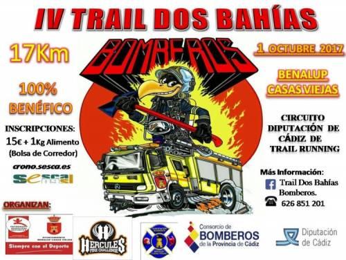 IV Trail  dos  Bahias Bomberos