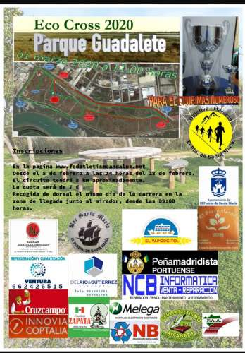 I ECO Cross  Parque Guadalete