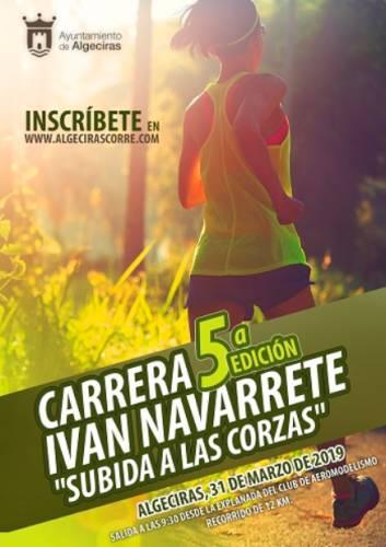 Carrera 5ª Carrera Ivan Navarrete